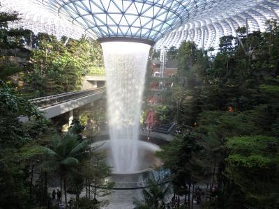 20年シンガポール旅行①