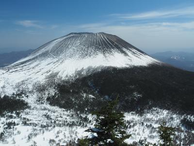 初めての雪山へ その2黒斑山登山編