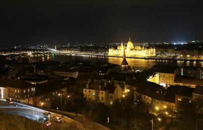 【2020海外】2泊4日でトルコ&ハンガリー #07 ~ブダペスト散策 夜の部 夜景めぐり~