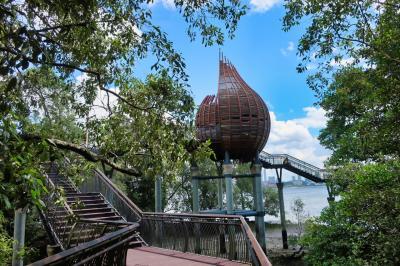 【2020海外】週末シンガポール #03 ~スンゲイ・ブロウ湿地トレイル~