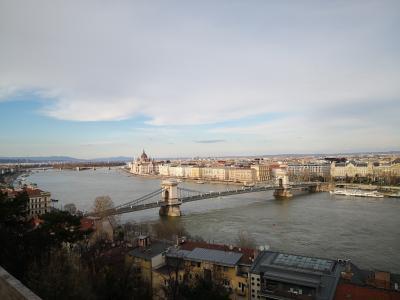 アフリカのはずがヨーロッパ2週間周遊旅行*その9*ハンガリー・ブダペスト