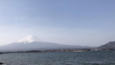 """""""ふっこう割""""で河口湖一泊二日の旅"""