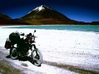南米バイク旅・チリ