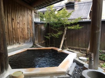 奥飛騨温泉郷~飛騨牛と温泉を満喫
