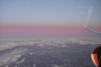 ドキドキ New York 2020冬 ⑨最終日、午後には羽田に向けて飛び立ちます。