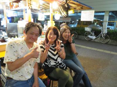 心の安らぎ旅行(史上最強の移動遊園地 DCT WONDERLAND2019 福岡Part5 モツ鍋&屋台♪)