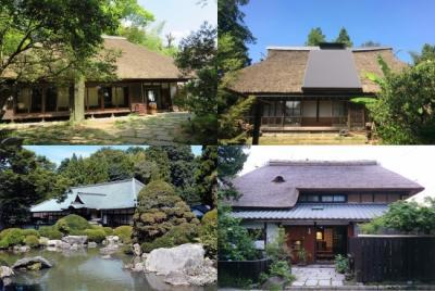 東京町田の古民家を訪ねる