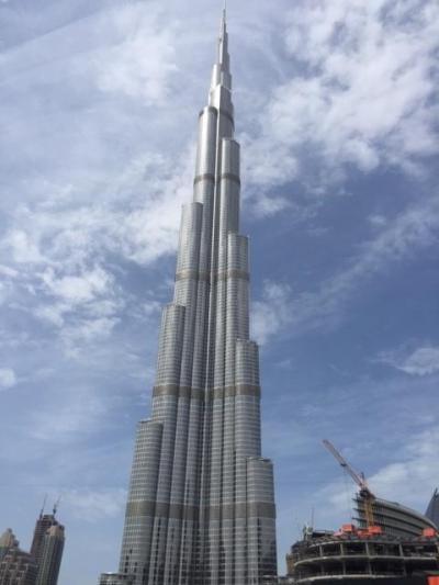 アラビア旅行記 in Dubai Part.1