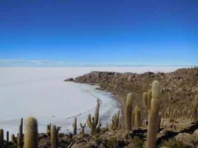 ボリビア・ウユニ塩湖(1704)