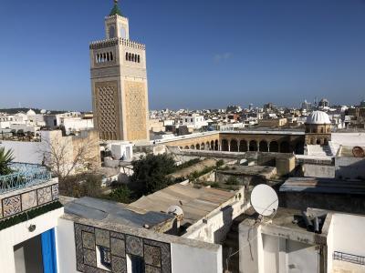 チュニジア3日目 チュニス