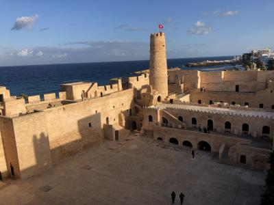 チュニジア8日目 モナスティール マハディヤ