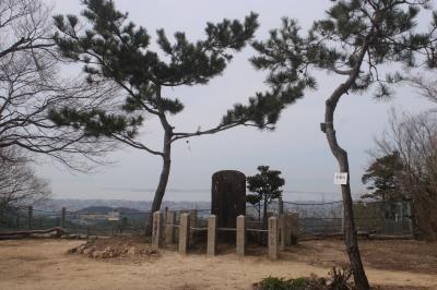 泉南市民の里球場からお菊の松までハイキング