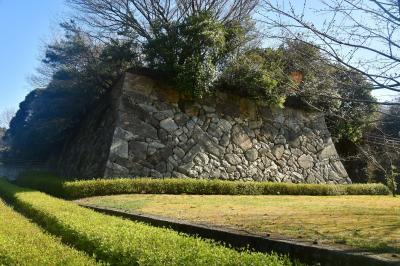 山口県:勝山御殿、櫛崎城、亀山台場(その1)