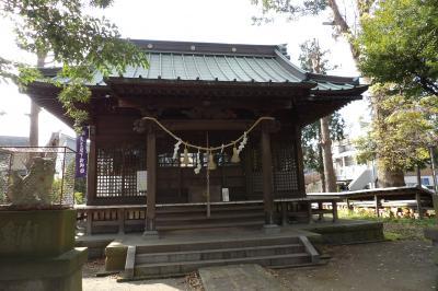 井細田八幡神社(小田原市扇町3)
