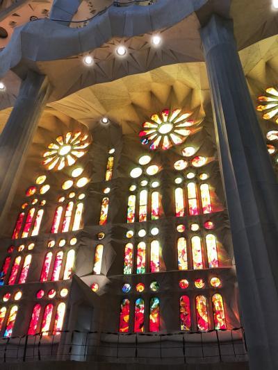 バルセロナ(1) ガウディとスペイン飯