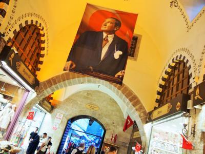 6つの世界遺産を巡るトルコ(7)失くした写真は迷宮イスタンブール