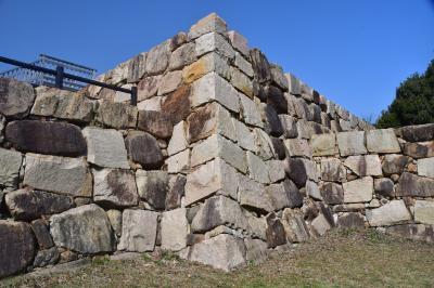 山口県:勝山御殿、櫛崎城、亀山台場(その2)