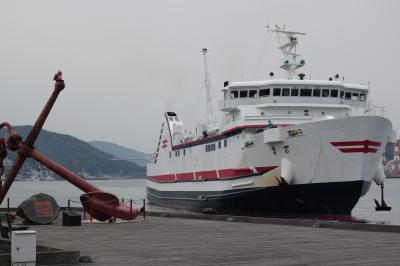 20200403-1 長崎から五島列島は福江に移動