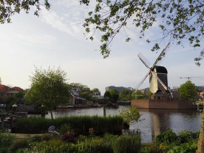2019GWはまだ寒いオランダへ1~北京経由ライデン