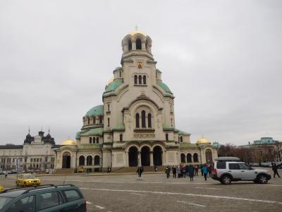 ブルガリアの首都ソフィアの市街地を散策(1712)