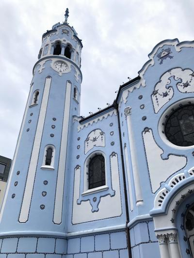 大学3年生がきままに東ヨーロッパを巡る旅 ースロバキア・ブラチスラバー