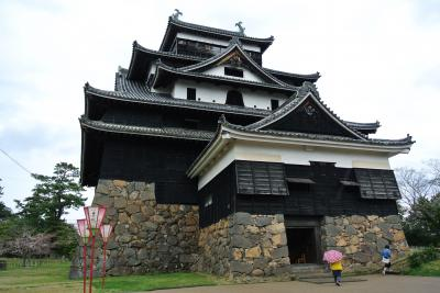 出雲大社へお礼参りと周遊の旅(3)松江城と小泉八雲と八重垣神社