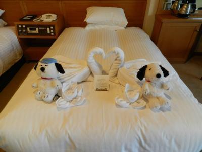 『鳥羽国際ホテル』でアニバーサリー宿泊/部屋編◆日本屈指の透明度を誇る『銚子川』を見に三重県へ《その4》
