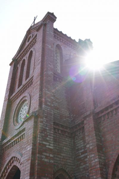 20200404-5 五島 堂崎天主堂、と、堂崎マドレーヌ