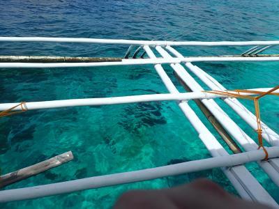 ジンベイザメとスミロン島