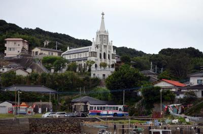 長崎市・隠れ里の教会巡り