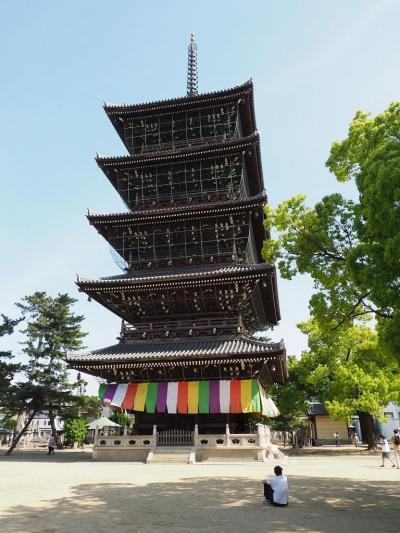 香川旅行その3 善通寺と丸亀城