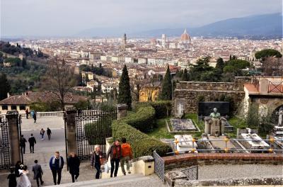 コロナ騒動直前のイタリア旅(4)----フィレンツェ