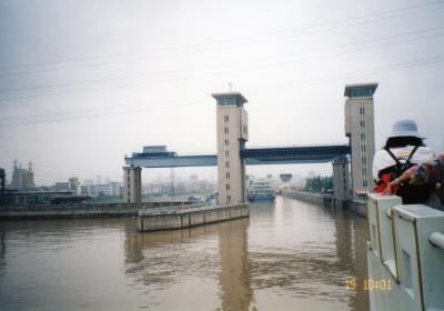 回顧録 2000年 9泊10日 成都・重慶・三峡下り・上海 その6 三峡から上海へ編