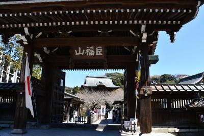 鎌倉五山の第一、建長寺