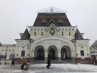 2019年12月ウラジオストク旅行