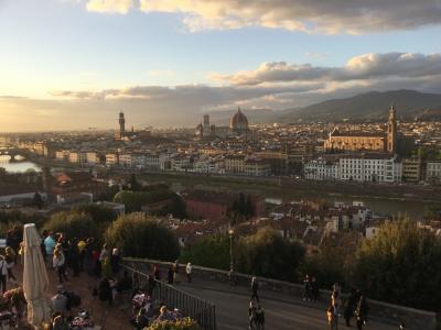 '19 春 1日でも楽しめる! 高速列車イタロで往復 ミラノからフィレンツェへ日帰り旅