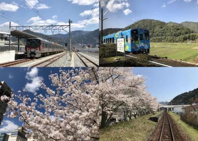 錦川鉄道と可部線に乗る旅