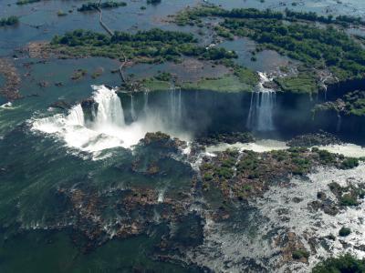 【5】南米大周遊、憧れの絶景を巡るブラボーな14日間(by Crystalheart)イグアスの滝ブラジル