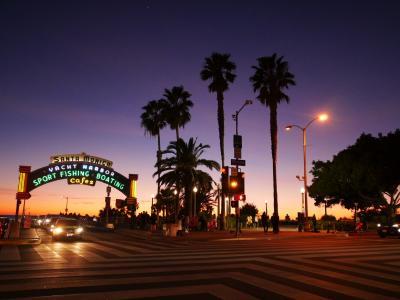 【2020年2月カリフォルニア】2.ロサンゼルスでの休日
