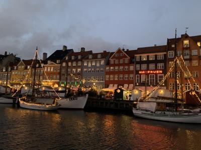 *オーロラ鑑賞と北欧街歩きの旅12日間*⑧見どころ満載のコペンハーゲン(前半)