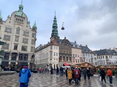 *オーロラ鑑賞と北欧街歩きの旅12日間*⑧見どころ満載のコペンハーゲン(後半)