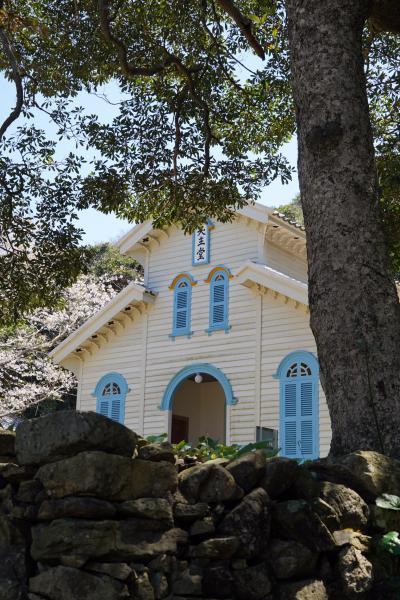 20200406-2 五島 奈留島の江上集落(江上天主堂とその周辺)