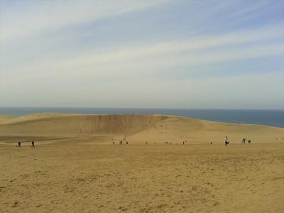 鳥取砂丘と湯村温泉観光