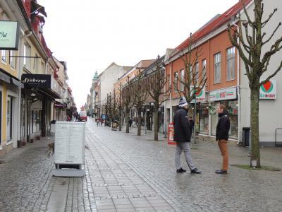 港町 カールスハムン