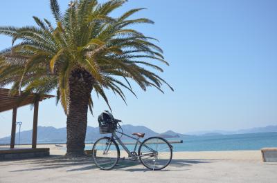 気分転換第2弾♪しまなみ海道をサイクリング!②
