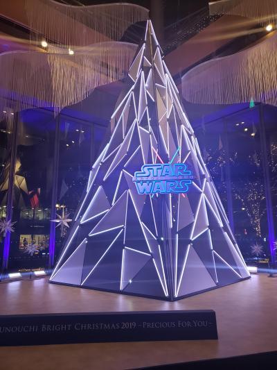 シニアトラベラー 丸の内クリスマス満喫の旅!