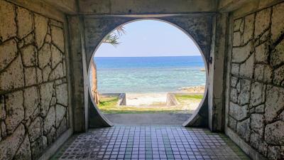 沖縄波照間島、与那国島へ