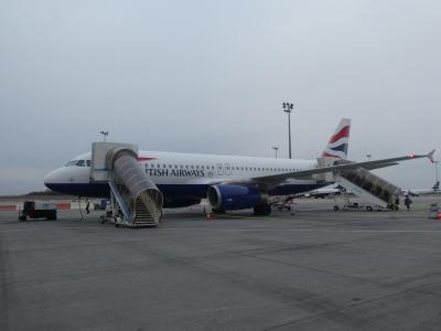 2020FEB英国航空(BA)でハンガリーのブタペストからロンドン乗継でコロナ騒ぎの東京へ帰ってきました。