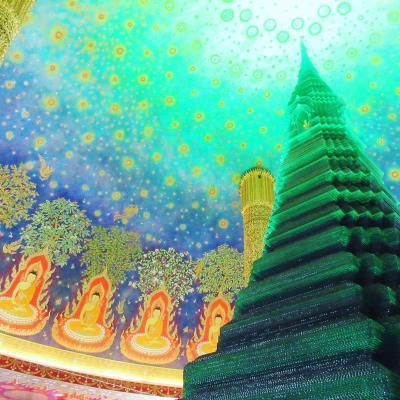 タイ・バンコクとアユタヤ周遊の旅1
