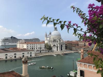 イタリア旅 美しい水の都ベネチア